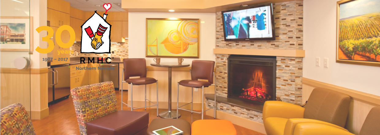 Reno Ronald McDonald House Family Room